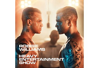 Robbie Williams - The Heavy Entertainment Show CD