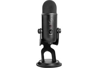 BLUE MIC Yeti Blackout