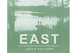 Justin Rutledge - East - (CD)