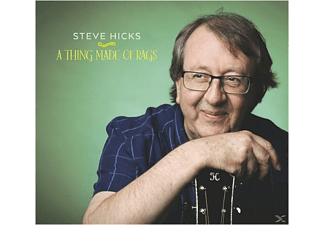 Steve Hicks - A Thing Made Of Rags - (CD)