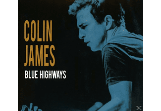 Colin James - Blue Highways - (CD)