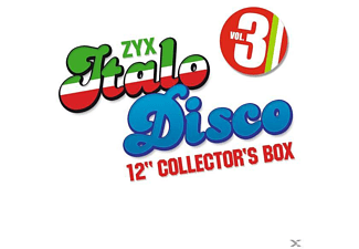 Mike Mareen - Italo Disco 12 Inch Collector s Box 3 - (CD)
