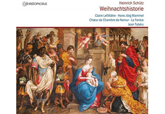 Jean Tubery - Weihnachtshistorie - (CD)
