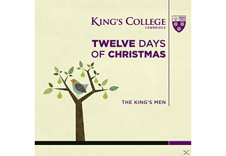 The King's Men - Twelve Days of Christmas - (CD)