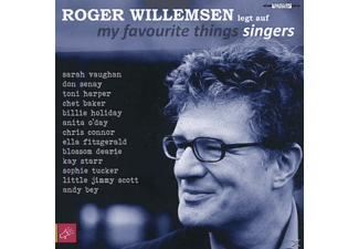 VARIOUS, Roger Willemsen - My Favourite Things - Singers - (CD)