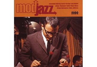 VARIOUS - MOD JAZZ - (CD)