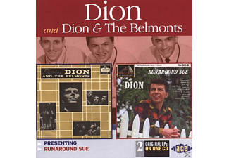 Dion/Dion & The Belmonts - Presenting Dion & The Belmonts/Runaround Sue - (CD)