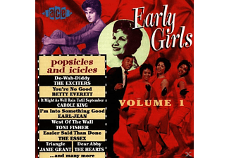 VARIOUS - Early Girls, Vol.1 [CD]