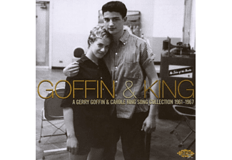 VARIOUS - Goffin & King Song Collection [CD]