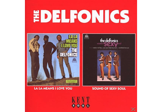 The Delfonics - LA LA MEANS I LOVE YOU - (CD)