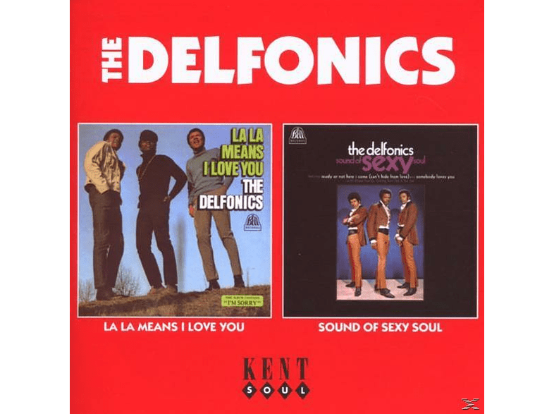 The Delfonics - LA LA MEANS I LOVE YOU [CD]