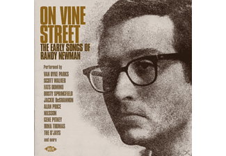VARIOUS - On Vine Street - (CD)