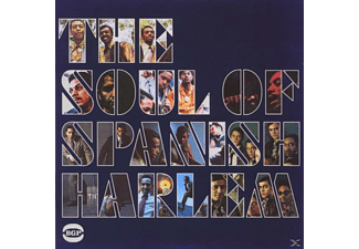 VARIOUS - The Soul Of Spanish Harlem - (CD)
