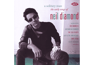 VARIOUS - Solitary Man-Early Songs Of Neil Diamond [CD]