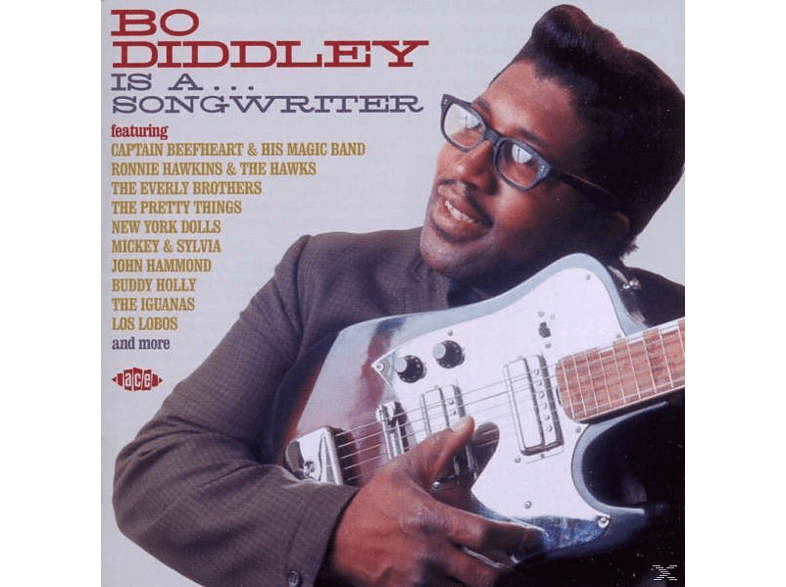VARIOUS - Bo Diddley Is A Songwriter [CD]