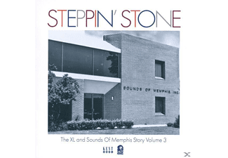 VARIOUS - Steppin' Stone - The Sounds Of Memphis / Xl Story Volume 3 - (CD)