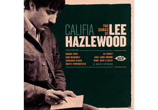 VARIOUS - Califia-The Songs Of Lee Hazlewood - (CD)