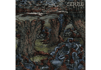 Seputus - Man Does Not Give - (CD)