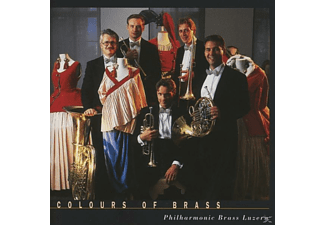 Philharmonic Brass Luzern - Colours Of Brass - (CD)