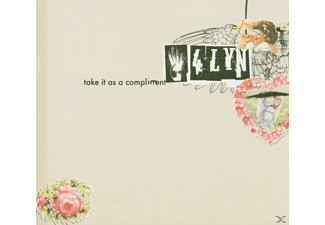 4lyn - Take It As A Compliment - (CD)