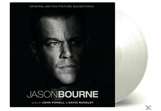 John Powell, David Buckley - Jason Bourne (Limited White Vinyl) - (Vinyl)