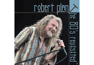 Robert Plant - The 80's Revisited - (CD)