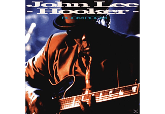 John Lee Hooker - Boob Boom - (CD)