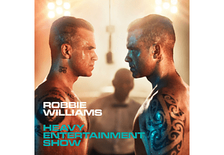 Robbie Williams - The Heavy Entertainment Show (Deluxe Version) CD