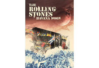 The Rolling Stones - Havana Moonf Blu-ray