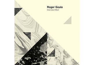 Roger Goula - OVERVIEW EFFECT (BLACK VINYL+MP3) - (LP + Download)