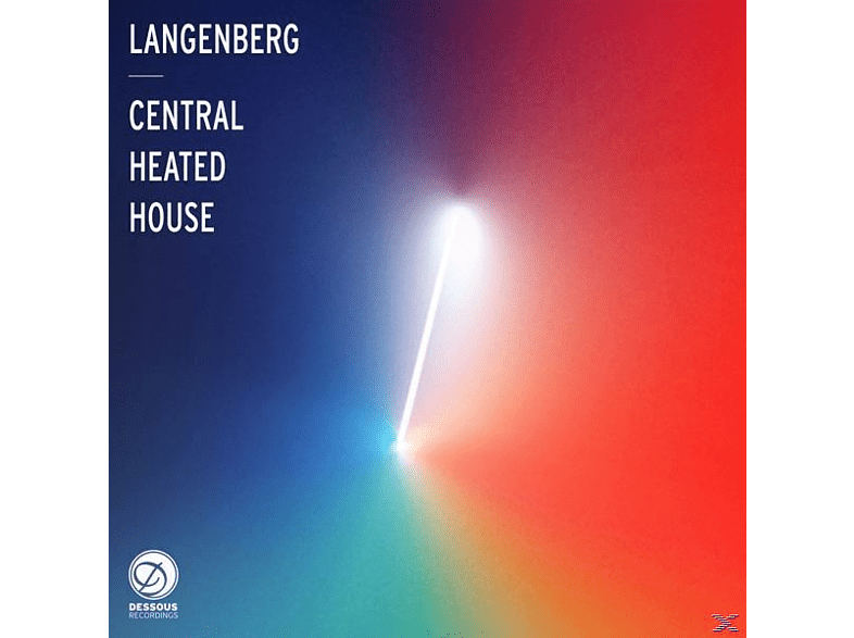 Langenberg - CENTRAL HEATED HOUSE (+MP3) [LP + Download]