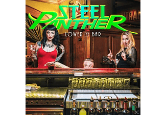 Steel Panther - LOWER THE BAR - (LP + Download)