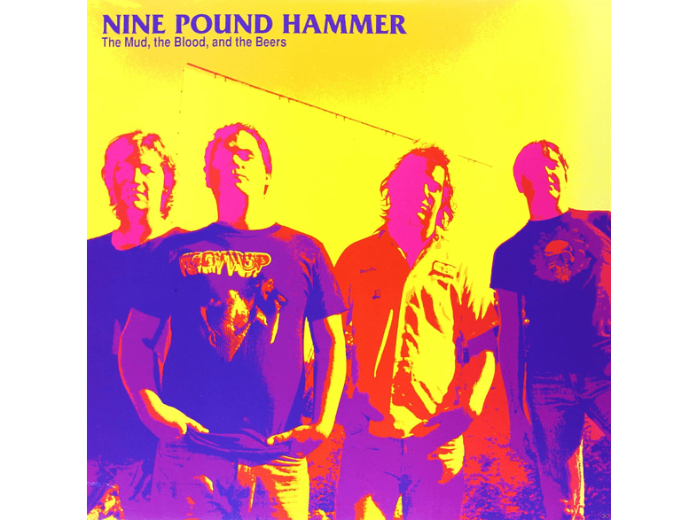 Nine Pound Hammer - The Mud, The Blood And The Beer [Vinyl]