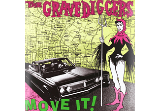 The Gravediggers - Move It - (Vinyl)