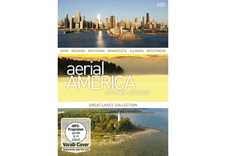Aerial America - Amerika von oben: Great Lakes Collection - (DVD)