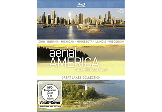 Aerial America - Amerika von oben: Great Lakes Collection - (Blu-ray)