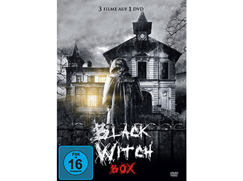 Black Witch Box [DVD]