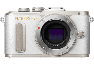 OLYMPUS Pen E-PL 8 Body Systemkamera 16.1 Megapixel  , 7.6 cm Display   Touchscreen, WLAN