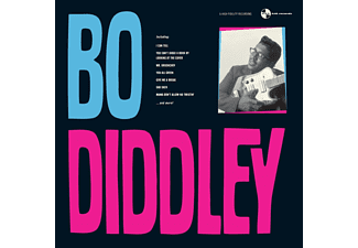 Bo Diddley - Bo Diddley (Vinyl LP (nagylemez))