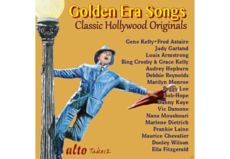 VARIOUS - Hollywood's Golden Era Songs - (CD)