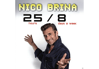 Brina Nico - 25 Hours/ 8 Days A Week - (CD)