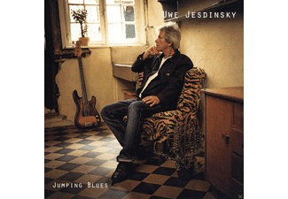 Uwe Jesdinsky - Jumping Blues - (CD)