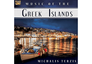 Terzis Michalis - Music Of The Greek Islands - (CD)