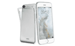 SBS MOBILE Aero Cover För Galaxy S7 Transparent