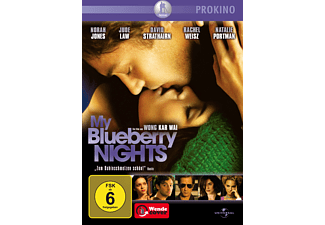 Prokino: My Blueberry Nights Drama DVD