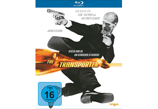 The Transporter Action Blu-ray