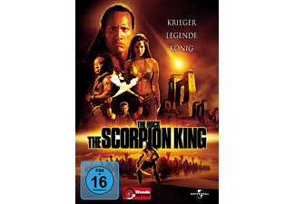 Scorpion King Action DVD