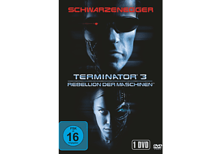 Terminator 3 - Rebellion der Maschinen Science Fiction DVD