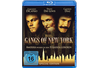 Gangs of New York Drama Blu-ray