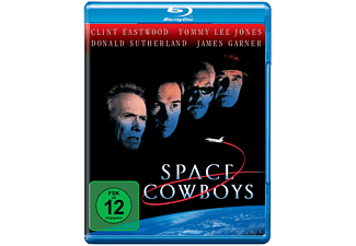 Space Cowboy Action Blu-ray